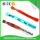 Wristbands populares de la aduana profesional y del festival promocional