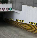 Протектор стены стоянкы автомобилей