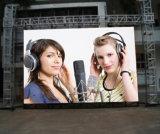 Bekanntmachen der im Freien Innenbildschirmanzeige LED-P6 für örtlich festgelegte Installation