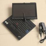 Компьтер-книжка X200t звезды диагностическая Tool+ MB MB SD C4 SSD+