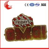 Großhandelsform-preiswerte kundenspezifische Metallabzeichen