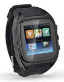 Vente en gros Android 4.42 OS Smart Watch Mobile Phone