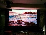 Pequeña pantalla de visualización de interior de LED de la echada de SMD P4.81