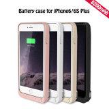 cassa di batteria della Banca di potere 8000mAh per il iPhone 6s più (HB-150)