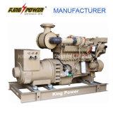 генератор 375kVA супер молчком Cummins тепловозный с дешевым ценой