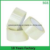 Wasserbasierter Acrylzoll gedrucktes Verpackungs-Band mit Firmenzeichen