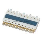 5ペア110 IDCの接続のブロック