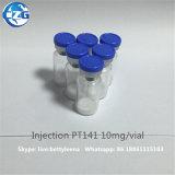 Peptide anabolique sexuel PT141 de Bremelanotide d'injection d'USP et de GMP