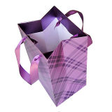 RibbonのClothesのための芸術Paper Gift Shopping Bag