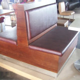 Factory Price를 가진 높은 Quality Wooden Dining Sofa