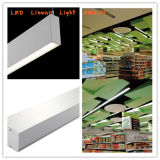 Lineare LED Beleuchtung der Krankenhaus-2835 SMD LED mit 24W CRI>80