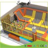 Aktualisierte lustige Unterhaltungs-Trampoline-Arena für Erwachsenen