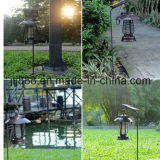Lámpara del desvío del asesino del mosquito de la energía solar del jardín al aire libre y de interior
