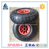 Wheelbarrow를 위한 10 인치 중국 Pneumatic Tires Rubber Wheel
