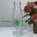 500ml de Fles van het Glas van de melk