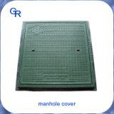 Смолаа FRP зеленой зоны усиливает крышки оборудования стекла волокна