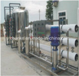 Het industriële Systeem van het Water van het Roestvrij staal RO voor Water Purication