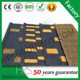 da pedra chinesa do preço de fábrica da espessura de 0.4mm telha de telhado revestida da folha da telhadura