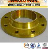 Flange dell'acciaio legato di pollice rf di ASTM A350 Lf1/Lf2 Cl150 6
