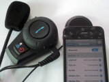 Mini Interphone portátil do intercomunicador de Media Player Bluetooth para o capacete