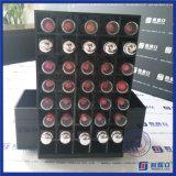 중국 도매 80 격실 아크릴에게 립스틱 홀더 회전시키기