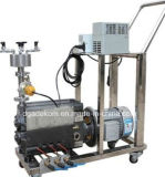 3HP Metallurgy&Nbsp; Trockener Greifer-horizontale wassergekühlte Vakuumpumpe (DCHS-15U1/U2)