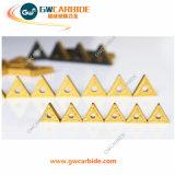 Вставки карбида вольфрама CNC Indexable поворачивая филируя