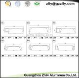 De Industriële Uitdrijving van uitstekende kwaliteit Heatsink van het Aluminium