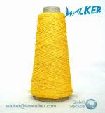 Nastro tinto mescolato del Hammock dell'estremità aperta di Ne8s che passa il filo di cotone residuo rigenerato riciclato di lavoro a maglia per tessere
