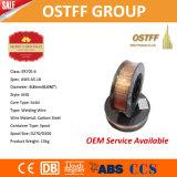 """0.8mm (0.023 """") de Plastic Draad van het Lassen van mig van China van de Spoel D100 (er70s-6)"""