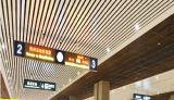Plafond en aluminium C-Shaped enduit de décoration de film