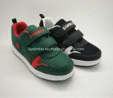Sapatos curtos respiráveis para meninos e meninas para vestir no verão