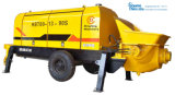 Bomba de entrega concreta montada grande caminhão do volume da maquinaria de Ding Feng