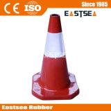 백색 & 빨간색 고무 소통량 콘 (DH-LZ-4)