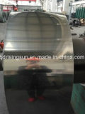 La vente en gros de Huaye a laminé à froid 201 304 bobines de bandes d'acier inoxydable pour la fabrication de pipe