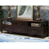 ホーム家具(AS817)のための米国式の木の引出しの箱