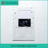 Bandeja de cartão do PVC do Inkjet para Epson L800, T50, T60, impressora P50