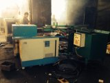 Superaudio 주파수 감응작용 공기조화 부속품 용접 기계 80kw 중국 공급자
