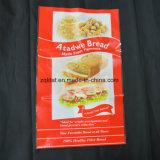 Produto comestível do saco do pão de OPP com impresso