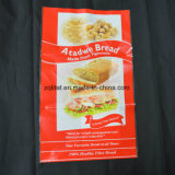 Nahrungsmittelgrad des OPP Brot-Beutels mit gedruckt