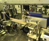 Abrigo caliente rotatorio del pegamento del derretimiento de OPP alrededor de la máquina de etiquetado