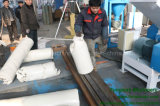 Wir stellen Plastikrohr-Ausschnitt-Maschinen-/Plasctic Rohr-zerreißende Maschine zur Verfügung