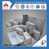 Tijolo ligado G-2 do carboneto de silicone do nitreto de silicone