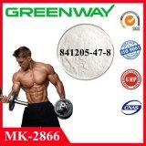 Chemikalien-Muskel Growther Sarms Puder Mk-2866 für Bodybuilding-Ergänzungen