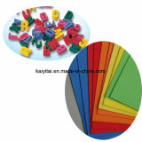 Цветастый лист пены ЕВА для Artcrafts и игрушек
