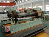 Talhadeira e linha de alta velocidade fábrica de Rewinder do chinês da máquina