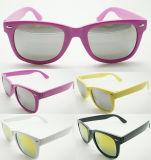 De nieuwe Kleurrijke Hete Verkopende Zonnebril UV400 Wayfarar van het Patroon (20131)