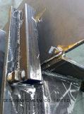 Parte d'acciaio della saldatura, parte di metallo saldato, saldatura