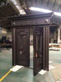 高品質のイスラエル共和国のアルミニウム機密保護のドア