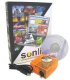 Sunlite2 Software DMX 512 Controlador de teclado Dimmer